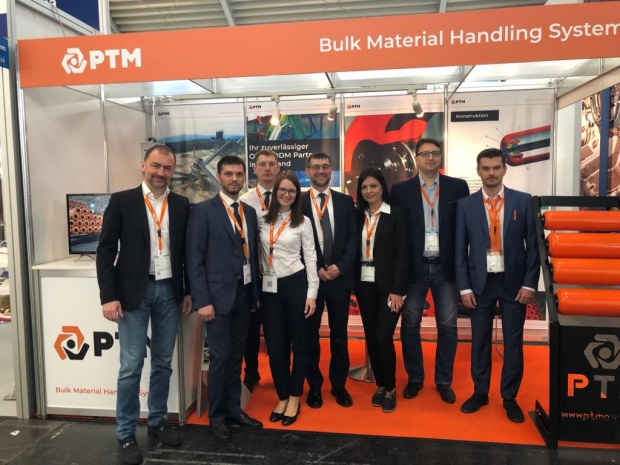 Thank you for visiting our booth at Bauma 2019